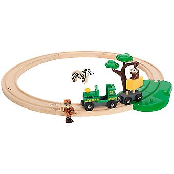 Brio Safari Railway Set