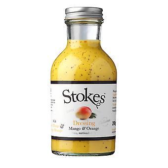 Stokes Orange & Mango Dressing