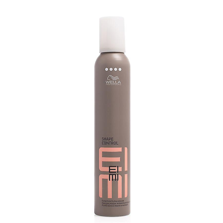 Wella EIMI Shape Control Extra Firm Styling Mousse 300ml