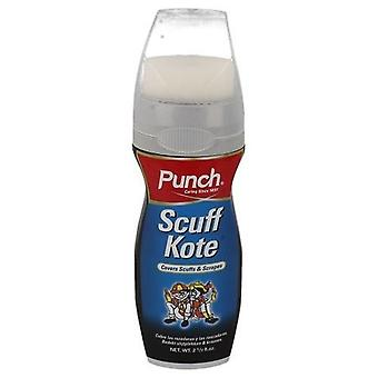Punch Scuff Kote. Covers Scuffs and Scrapes