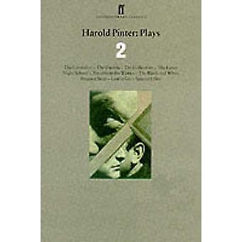 Harold Pinter spielt 2 - den Hausmeister; Abendschule; Die Zwerge; Die C