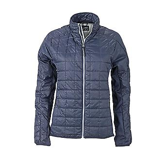 James and Nicholson Womens/Ladies Hybrid Jacket