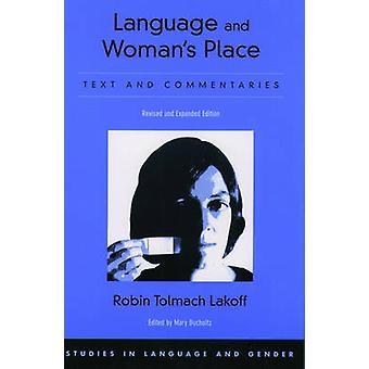 Sprache und Womans Ort Text und Kommentare von Lakoff & Robin Tolmach