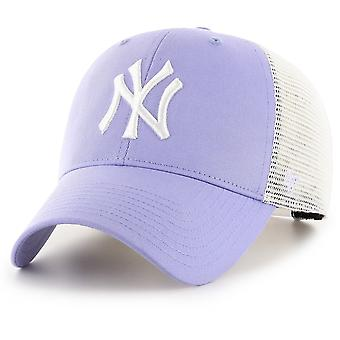 47 fire Trucker Cap - FLAGSHIP New York Yankees lavender