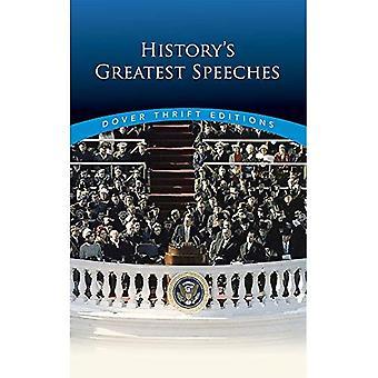 Historii największego przemówienia (Dover Thrift wersje)