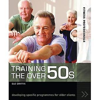 Koulutusta yli 50-vuotiaat: kehitysohjelmien vanhemmat asiakkaat (Fitness ammattilaiset)