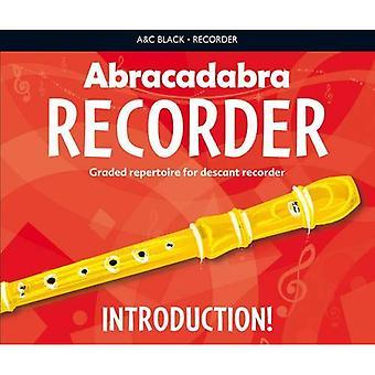 Abracadabra Recorder Inleiding!: 31 ingedeeld liedjes en muziek
