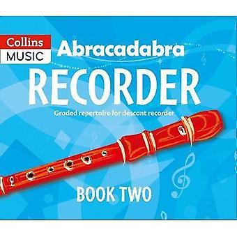 Abracadabra Rejestrator Book 2 (książka ucznia): 23 stopniem pieśni i melodie