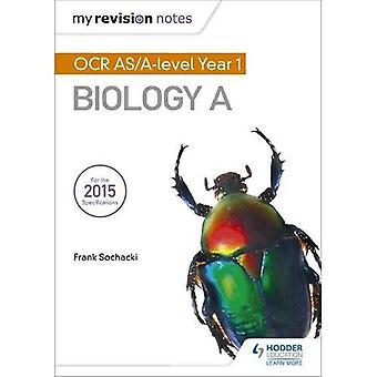 Min Revision noter: OCR som biologi A anden udgave