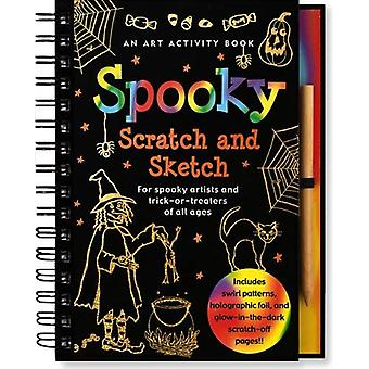 Spooky Scratch & Sketch: An Activity Book for Spooky Artists and Tricks-or-Treaters of All Ages