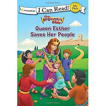 The Beginner's Bijbel Koningin Esther Saves haar mensen (ik kan lezen! / The Beginner's Bijbel)