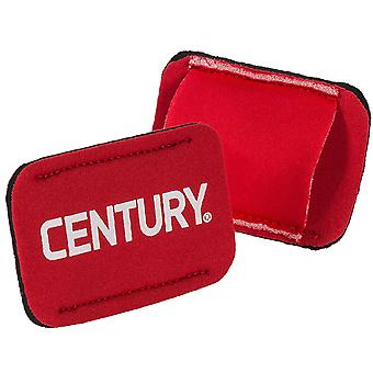 Century Neoprene Knuckleshield Handwrap Padded Inserts - Red - boxing mma