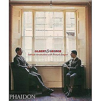 Gilbert och George: intima samtal med Francois Jonquet