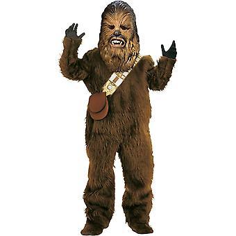 Chewbacca barn kostume