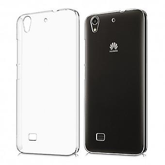 Siliconen Shell transparante Huawei Ascend G620s