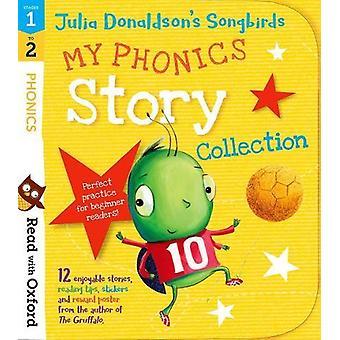 قراءة مع أكسفورد-المراحل 1-2-جوليا دونالدسون للطيور المغردة-بي سماع الصوت
