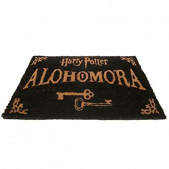 Harry Potter kynnysmatto Alohomora