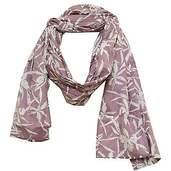 In Town Scarf 381911 Purple