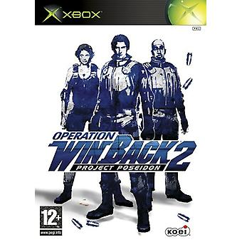 Winback 2 Project Poseidon (Xbox) - New