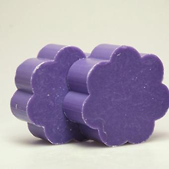 Florex ovins lait parfum délicat de savon - Campanule - en forme de fleur rond 115 g