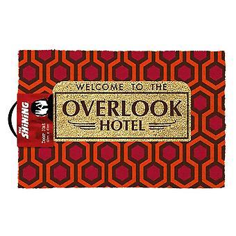 Shining Overlook Hotel Doormat
