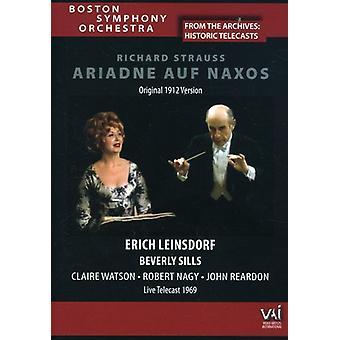 R. Strauss - Ariadne Auf Naxos [DVD] USA import