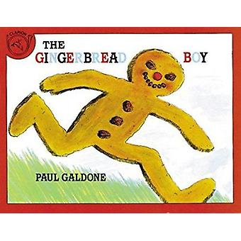 The Gingerbread Boy by Paul Galdone - 9780899191638 Book