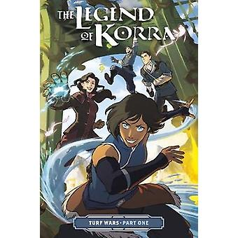 Legend Of Korra - The - Turf Wars Part One by Michael Dante DiMartino