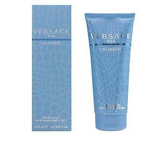 Versace Eau fraîche gel de ducha 200 ml para hombres