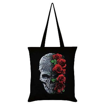 Requiem Collective Immortal Bloom Tote Bag