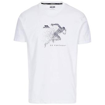 Trespass Mens Lyons II Crew Neck T Shirt