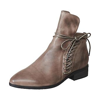 Antelope Women's 397 Leather Hi Front Bootie