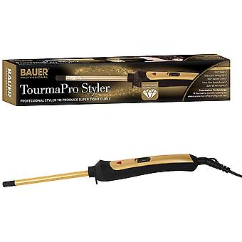 Bauer TourmaPro Styler - céramique Ultra Slim 9mm Curling Wand