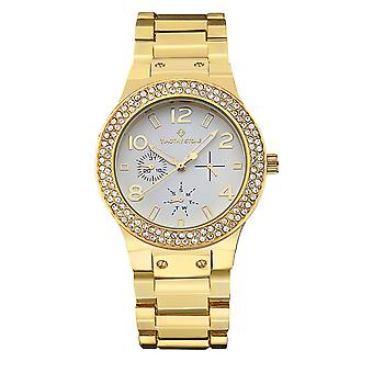 Montre de Timothy Stone femmes FA ON-STAINLESS Gold-Tone