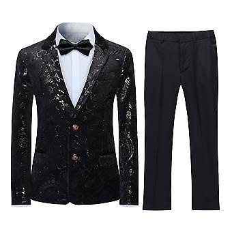 Allthemen Boy ' s costum 2 bucăți sacou & pantaloni