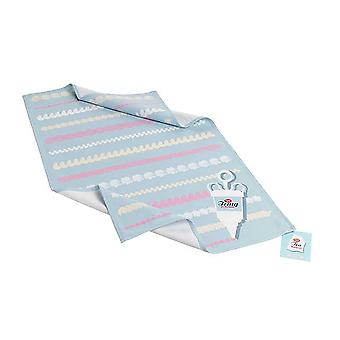 Tala Retro Icing Patterns Design Tea Towel