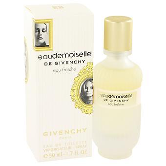 Givenchy Eaudemoiselle de Givenchy Eau Florale Eau de Toilette 50ml EDT Spray