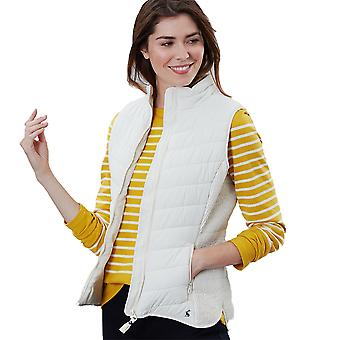 Joules Womens Fallow Quilted isolados moda equipada Gilet