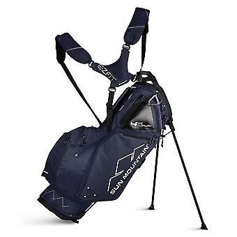 Sun Mountain Four-5 LS 4-Wege Stand Carry Golf Tasche 4.5 LS Navy