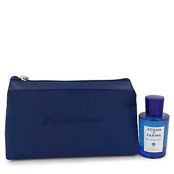 Blu Mediterraneo Cedro Di Taormina By Acqua Di Parma Gift Set -- 2.5 Oz Eau De Toilette Spray (unis V728-535462