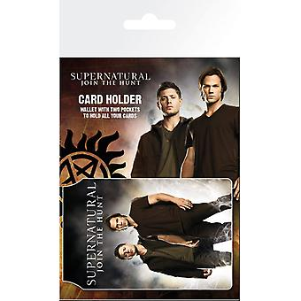Supernatural Saving People Travel Pass / Oyster porte-carte