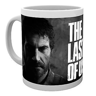 Le dernier d'entre nous noir et blanc coffret tasse potable