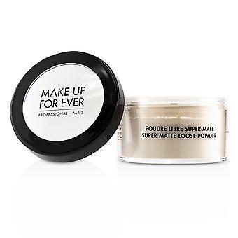 Make Up For Ever Super Matte Loose Powder - # 02 (pale Pink) - 28g/0.98oz