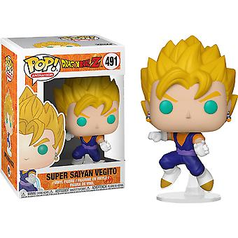 Dragonball Z Super Saiyan Vegito US Exclusive Pop! Vinyl