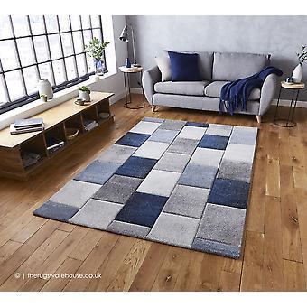 Palmoro grijs blauw tapijt