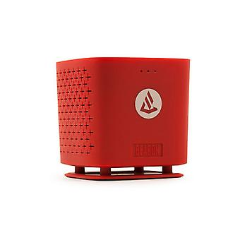 Beacon Phoenix BCN-phx2-rp/fred 2 Speaker Wireless Portable System, Frenzy Red