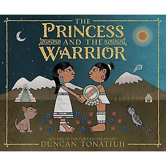 The Princess and the Warrior - A Tale of Two Volcanoes by Duncan Tonat
