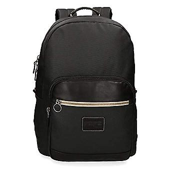 Pepe Jeans Strike Casual Backpack - 44 cm - 21.12 litres - Black