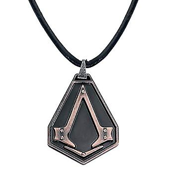 Assassins Creed unisex Crest necklace