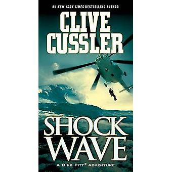 Shock Wave by Clive Cussler - 9781416587101 Book